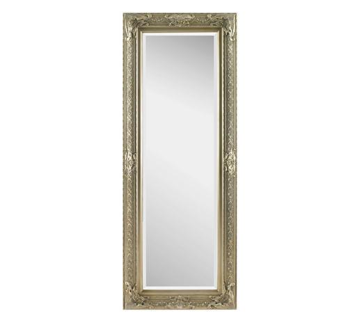 OGLEDALO, 60/160/6 cm les, steklo  - srebrna, Trendi, steklo/les (60/160/6cm) - Landscape
