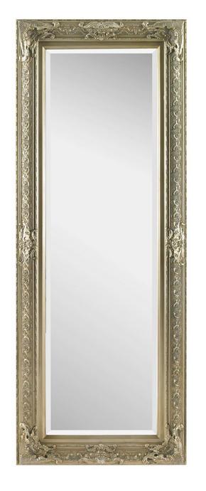 SPEGEL - silver, Lifestyle, glas/trä (81/191/6,3cm) - Landscape