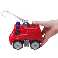 Big Power Worker MiniFeuerwehr - Rot/Multicolor, Basics, Kunststoff (11/25/14cm) - BIG
