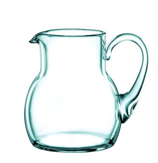 GLASKRUG - Klar, Basics, Glas (0,5l) - Nachtmann