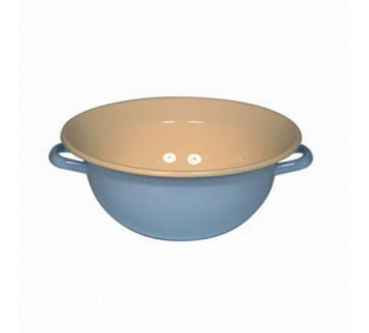 WEITLING 32 cm  - Beige/Hellblau, Basics, Metall (32cm) - Riess