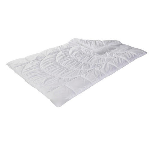 VIERJAHRESZEITENBETT  155/220 cm   - Weiß, Basics, Textil (155/220cm) - Sleeptex