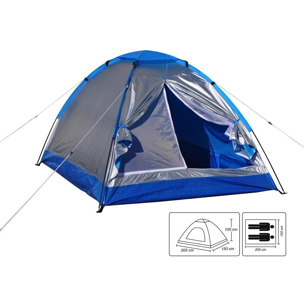 XXXL ZELT, Grau | Baumarkt > Camping und Zubehör | Grau | Textil