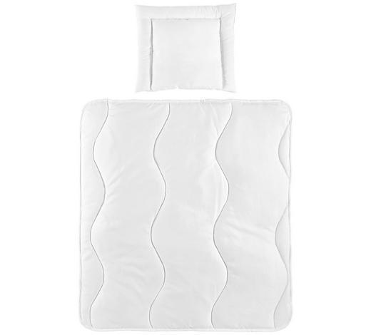 KINDERBETTSET 80/80 cm  - Weiß, Basics, Textil (80/80cm) - My Baby Lou