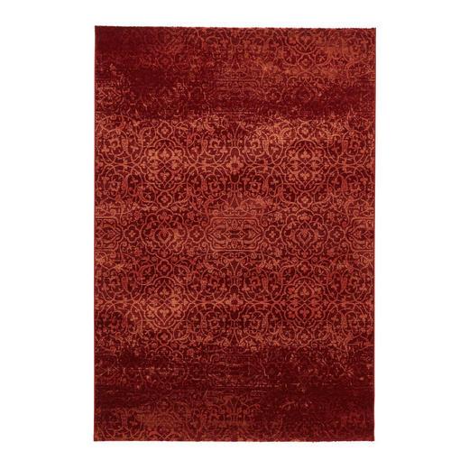 HOCHFLORTEPPICH  160/240 cm  gewebt  Dunkelrot - Dunkelrot, Basics, Textil (160/240cm) - Novel