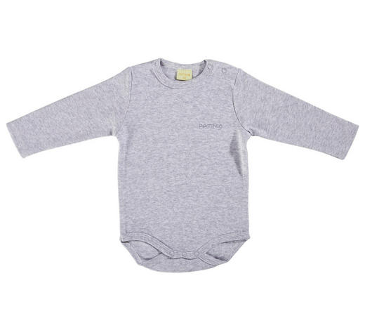 BABYBODY  - Grau, Basics, Textil (74null) - Patinio