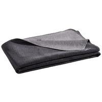 KUSCHELDECKE 150/200 cm - Silberfarben/Grau, Design, Textil (150/200cm) - Novel