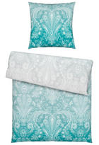 POSTELJINA - tirkizna, Konvencionalno, tekstil (135/200cm) - ESPOSA