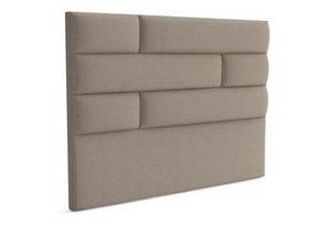 EKENS GAVEL TEGEL - sandfärgad, Klassisk, trä/textil (180/132/13cm) - Ekens
