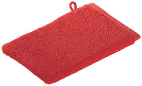TVÄTTHANDSKE - röd, Klassisk, textil (16/22cm) - Esposa