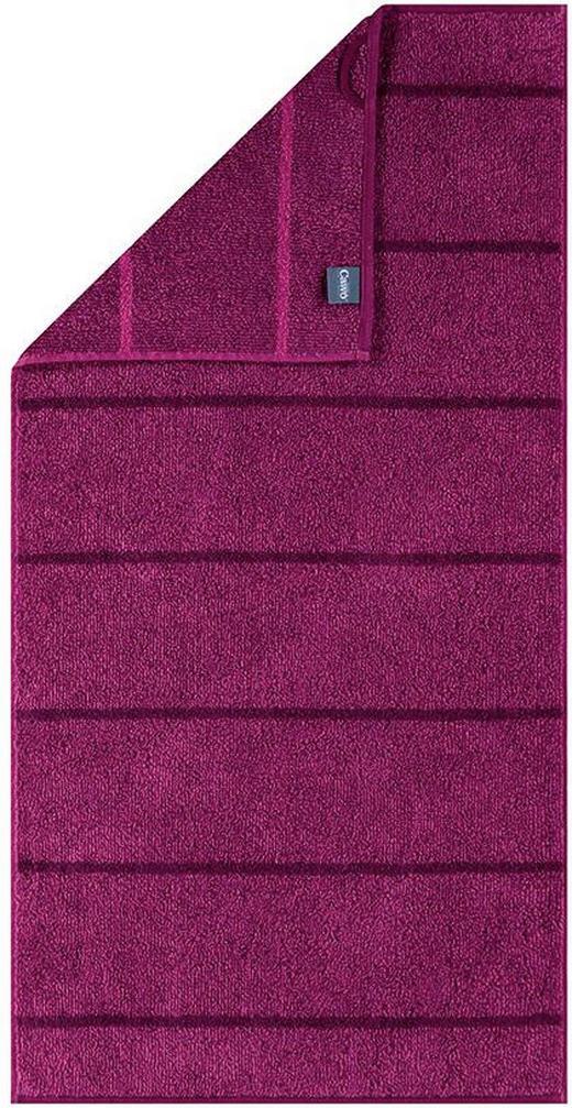 WASCHHANDSCHUH  Beere - Beere, Basics, Textil (16/22cm) - Cawoe