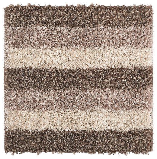 BADTEPPICH  Taupe - Taupe, Basics, Kunststoff/Textil (60/60cm) - Kleine Wolke