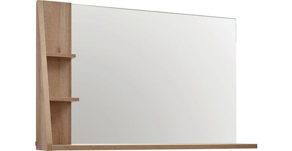 SPIEGEL - Eichefarben, Design, Glas (119/76/24cm) - Dieter Knoll