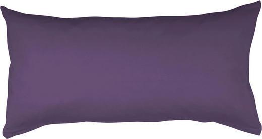 KOPFKISSENBEZUG  40/80 cm - Lila, Basics, Textil (40/80cm) - Schlafgut