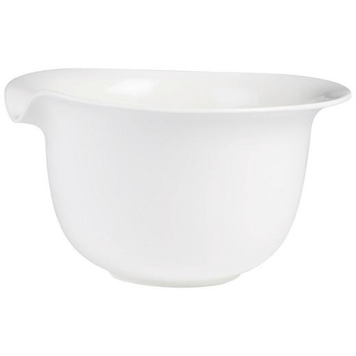SCHÜSSEL Keramik Fine China - Weiß, Basics, Keramik (31,5/28,5/19,5cm) - Villeroy & Boch