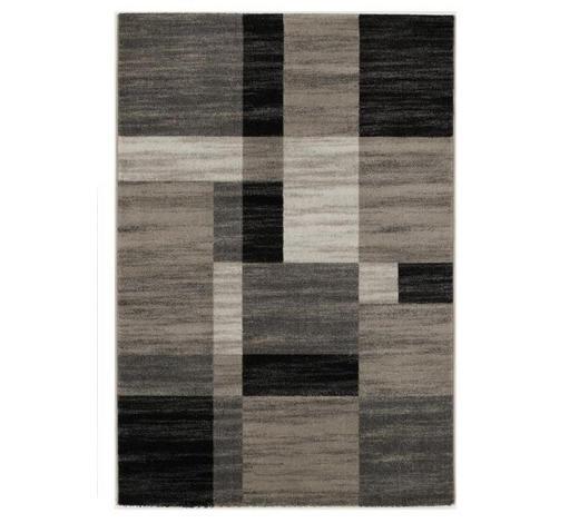 WEBTEPPICH - Grau, KONVENTIONELL, Textil (240/340cm) - Novel