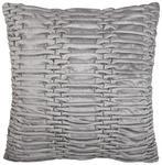 ZIERKISSEN 48/48 cm - Hellgrau, Design, Textil (48/48cm) - Ambiente