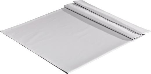 TISCHDECKE Textil Jacquard Grau 130/170 cm - Grau, Basics, Textil (130/170cm)
