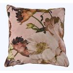 KISSENHÜLLE Rosa 50/50 cm  - Rosa, Trend, Textil (50/50cm) - Ambiente
