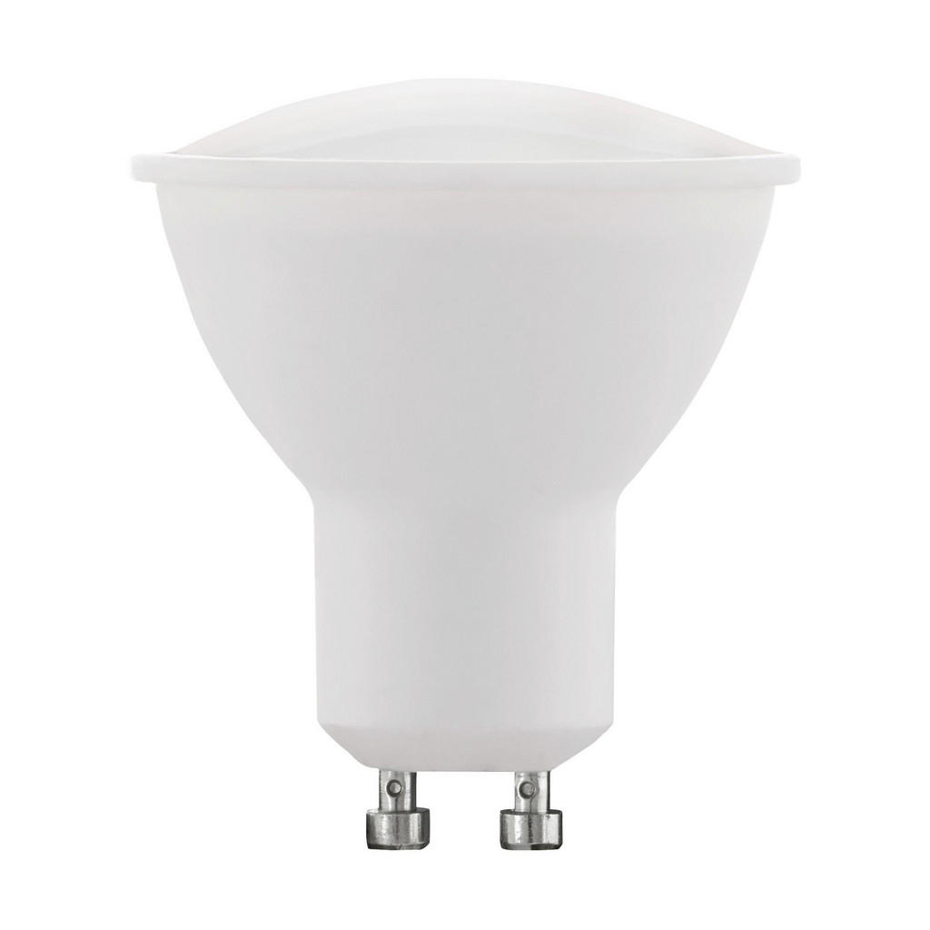 XXXL LED-LEUCHTMITTEL GU10 5 W, Weiß