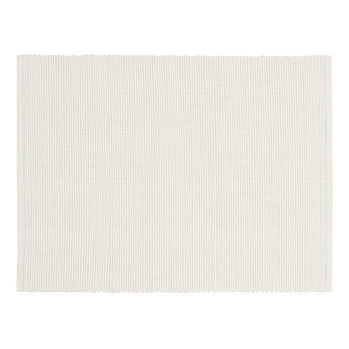 TISCHSET - Weiß, Basics, Textil (35/46cm) - LINUM