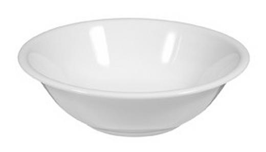 SCHÜSSEL Keramik Porzellan - Weiß, Basics, Keramik (25cm) - Seltmann Weiden