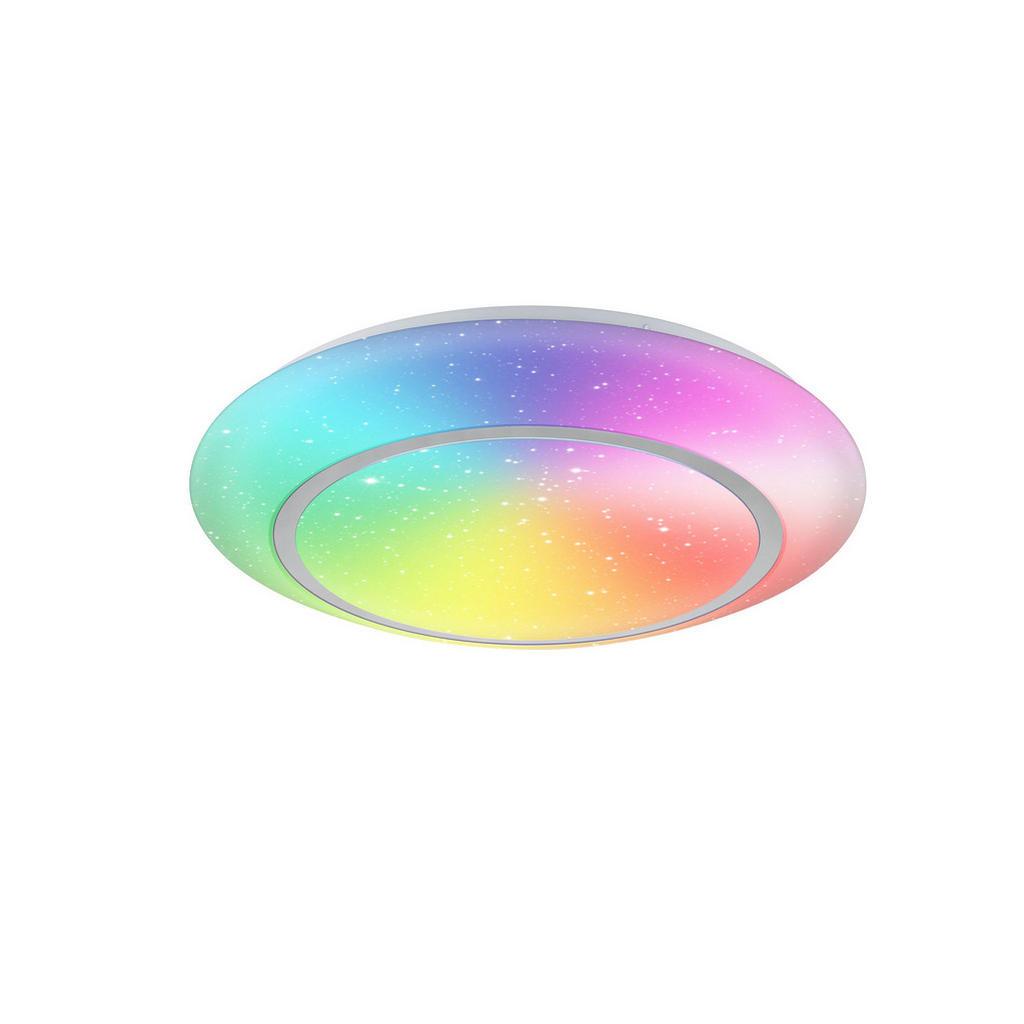 Novel Led-Deckenleuchte Rainbow