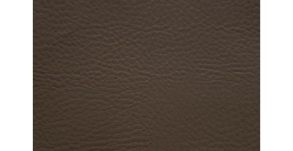 SCHWINGSTUHL Lederlook Grau, Edelstahlfarben  - Edelstahlfarben/Grau, Design, Textil/Metall (48/99/69cm) - Valnatura