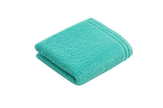 HANDTUCH - Blau, Basics, Textil (50/100cm) - Vossen