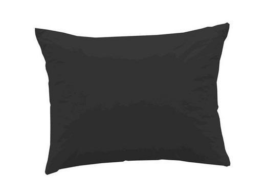 POLSTERBEZUG 40/80 cm - Schwarz, Basics, Textil (40/80cm) - FUSSENEGGER