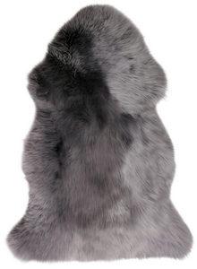 FÅRSKINN 65/45 cm  - grå, Natur, päls (65/45cm) - Linea Natura