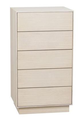 BYRÅ - naturfärgad, Design, trä (50/91/40cm) - Rowico