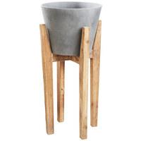 KVĚTINÁČ - přírodní barvy, Natur, dřevo/umělá hmota (33/70cm) - Ambia Home
