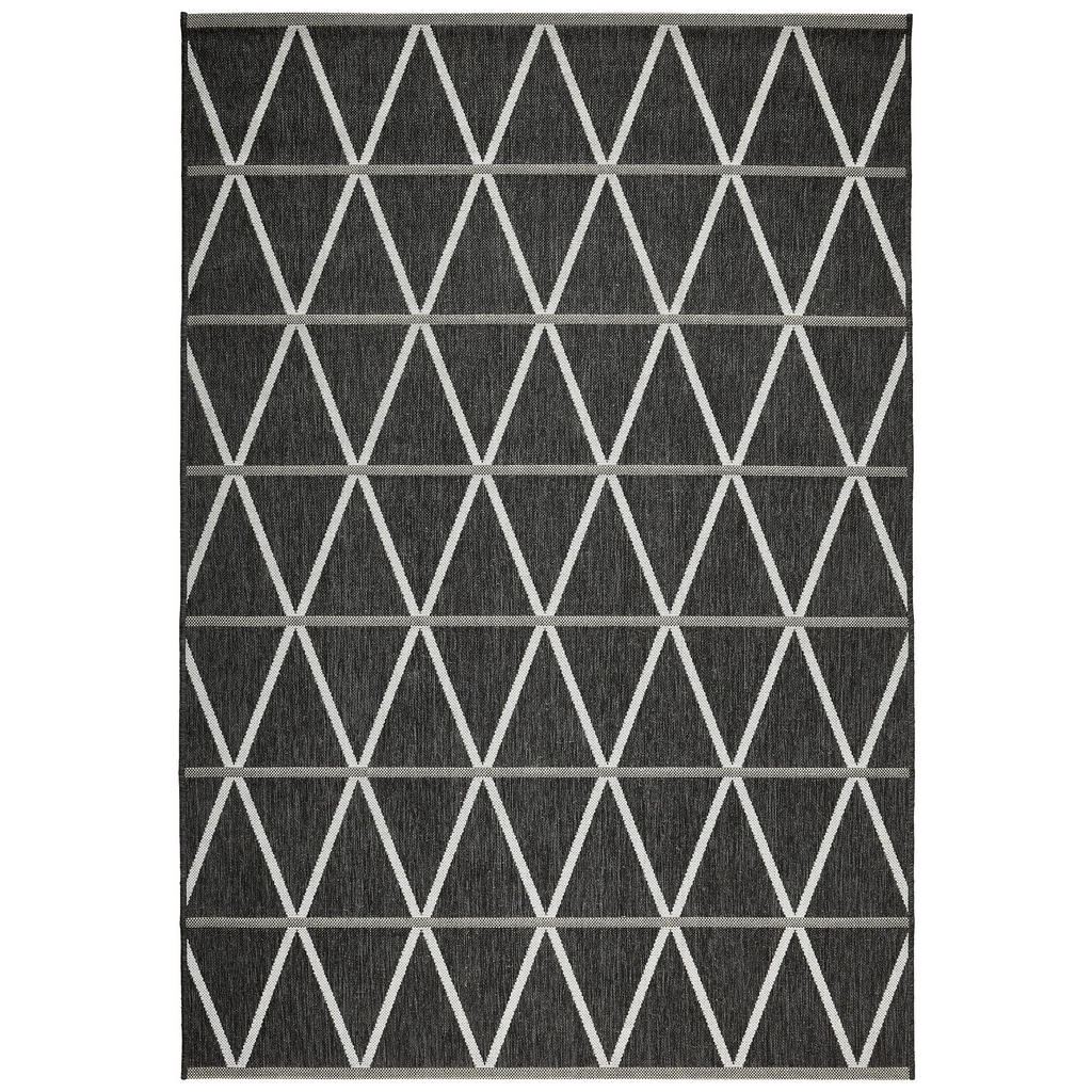Novel Outdoorteppich 80/150 cm grau