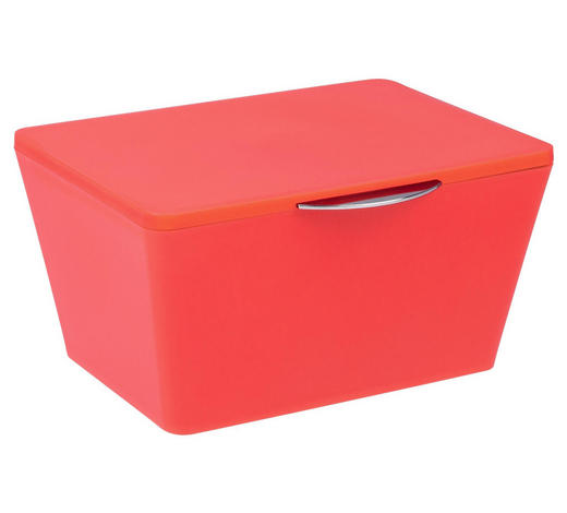 BOX Kunststoff Orange  - Orange, Basics, Kunststoff (19/10/15,5cm)