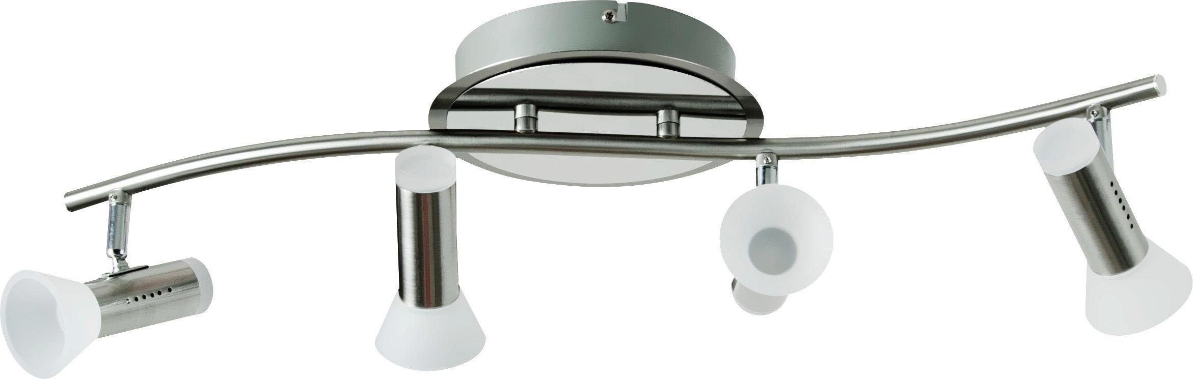 LED-STRAHLER - Design, Kunststoff/Metall (60/15/28cm)