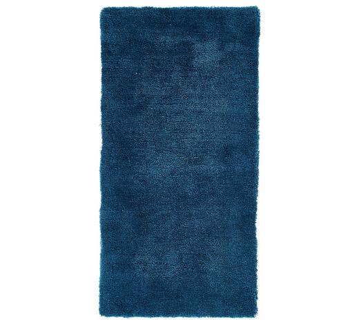 HOCHFLORTEPPICH - Türkis, KONVENTIONELL, Textil (70/140cm) - Esprit