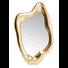 SPIEGEL  - Goldfarben, Design, Glas/Kunststoff (68/117/9cm) - Kare-Design