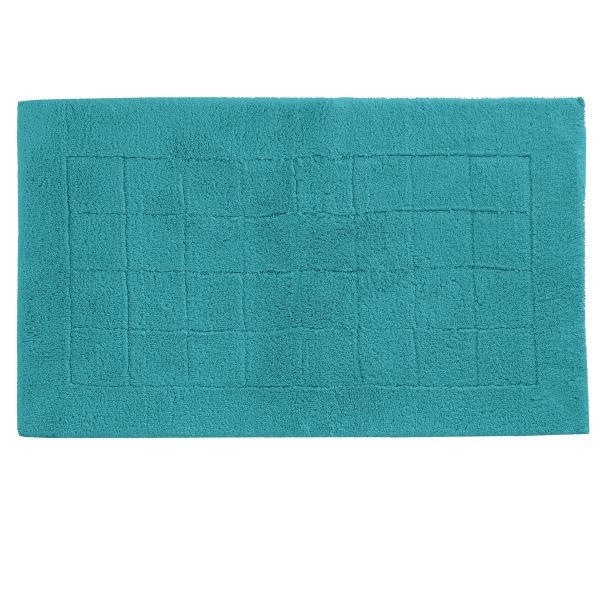 KOPALNIŠKA PREPROGA - petrolej, Konvencionalno, umetna masa/tekstil (60/100cm) - VOSSEN