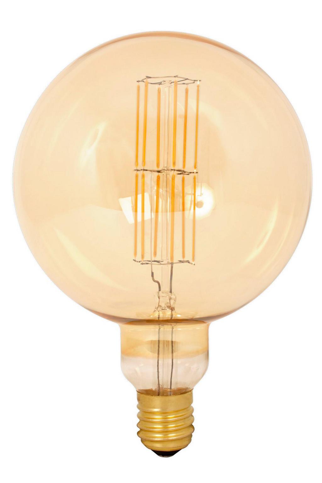 XXXL LED-LEUCHTMITTEL E14 11 W, Gold