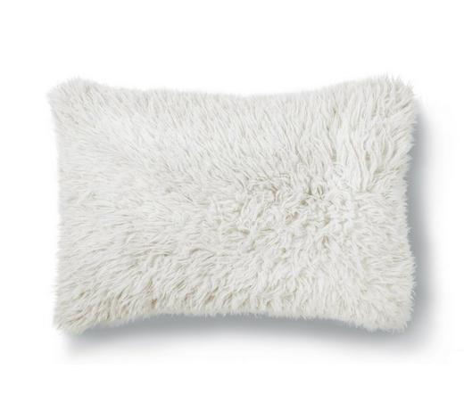 KISSENHÜLLE Weiß 40/60 cm  - Weiß, Basics, Textil (40/60cm) - Zoeppritz