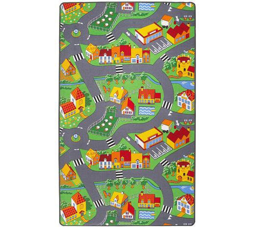 SPIELTEPPICH 140/200 cm - Multicolor, Trend, Textil (140/200cm) - Ben'n'jen