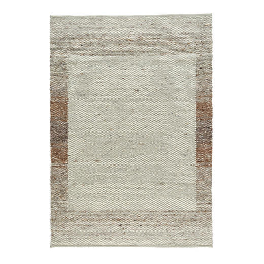 HANDWEBTEPPICH  90/180 cm  Naturfarben - Naturfarben, Textil (90/180cm) - Linea Natura
