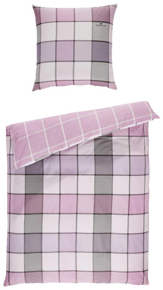 BETTWÄSCHE Satin Weiß 135/200 cm - Weiß, KONVENTIONELL, Textil (135/200cm) - Tom Tailor