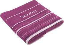 SAUNATUCH - Pink, KONVENTIONELL, Textil (70/200cm) - Esposa