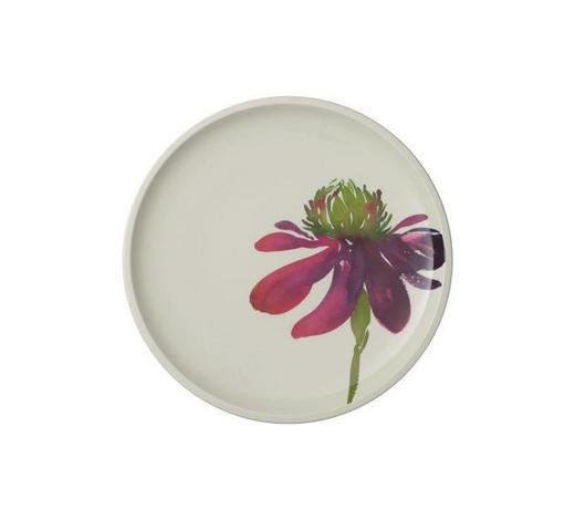 SPEISETELLER 27 cm - Rosa/Weiß, LIFESTYLE, Keramik (27cm) - Villeroy & Boch