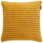 KISSENHÜLLE 48/48 cm    - Goldfarben/Honig, Basics, Textil (48/48cm) - Novel
