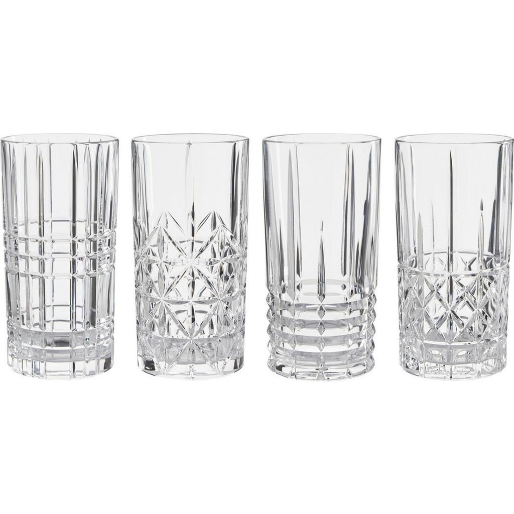 Nachtmann Longdrinkglas 4-teilig