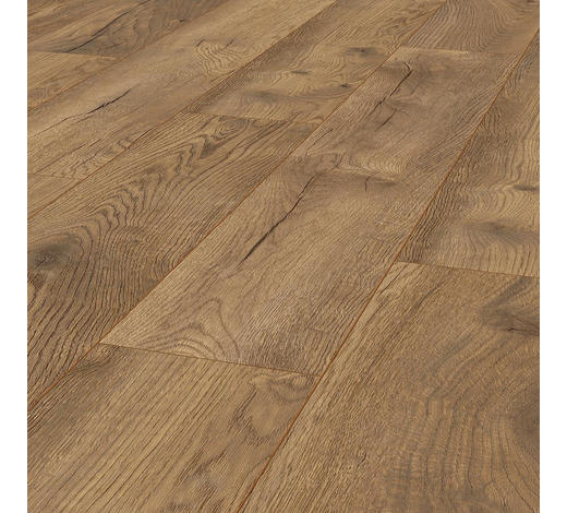 LAMINATBODEN Eichefarben  per  m² - Eichefarben, Design, Holz (138/24.4/0.8cm) - Venda