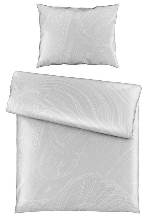 BETTWÄSCHE - Silberfarben, Design, Textil (140/200cm) - Ambiente